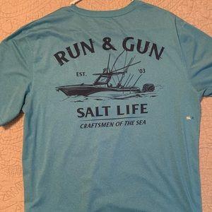 Salt life teeshirt